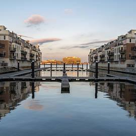 Brian Wallace - Concrete Canyon Waterfront