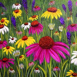 Maggie Ullmann - Cone flowers