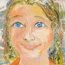 Evelina Popilian - Confident Smile