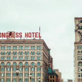 Sonja Quintero - Congress Hotel Chicago