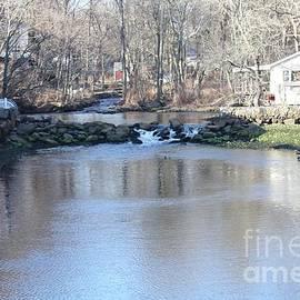 John Telfer - Connecticut Babbling Brook