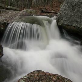 Diane Hawkins - Connecticut waterfall