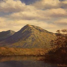 Sean Conlon - Connemara Landscape
