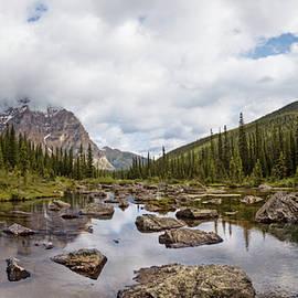 Joan Carroll - Consolation Lake Banff