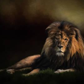 Jordan Blackstone - Continue The Journey - Lion Art
