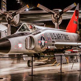 Tommy Anderson - Convair F-102a Delta Dagger