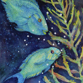 Sharon Nelson-Bianco - Cool Blue Sea