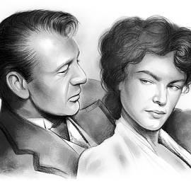 Cooper and Bacall - Greg Joens