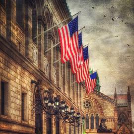Joann Vitali - Copley Square - Boston Architecture