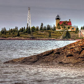 Mike Griffiths - Copper Harbor Light