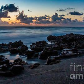 Darleen Stry - Coral Cove at Sunrise