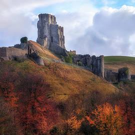 Corfe Castle - England - Joana Kruse