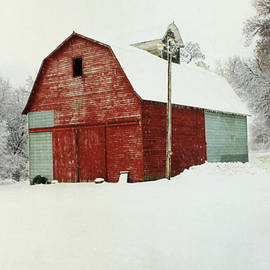Julie Hamilton - Corn Crib
