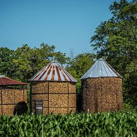 Paul Freidlund - Corn Cribs