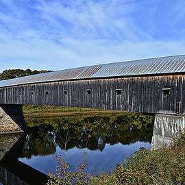 Randy Dyer - Cornish Windsor Covered Bridge