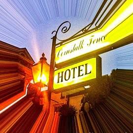 Paula   Baker - Cornstalk Fence Hotel Shines