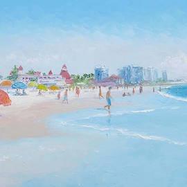 Jan Matson - Coronado Beach San Diego