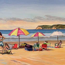 Robert Gerdes - Coronado Beach Summer