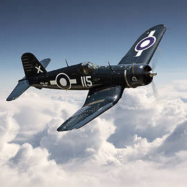 Pat Speirs - Corsair F4U - Royal Navy