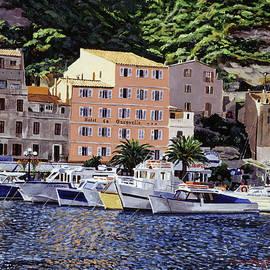 David Lloyd Glover - Corsica Boats