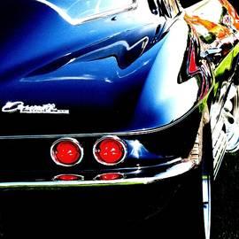 Angela Davies - Corvette Stingray