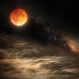 Bill Wakeley - Cosmic Clouds