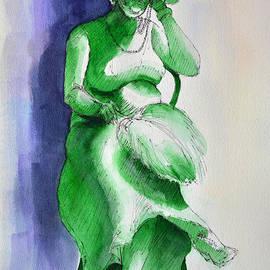 Joan Hartenstein - Costume Model