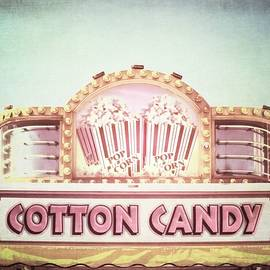 Melissa Bittinger - Cotton Candy Pop Corn Carnival Signage Retro Style
