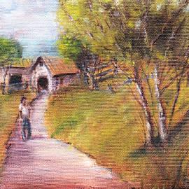 Barry Jones - Country Lane
