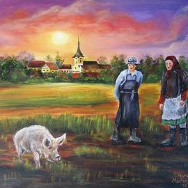 Vesna Martinjak - Country life