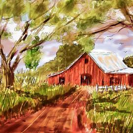 Barry Jones - Country Roads