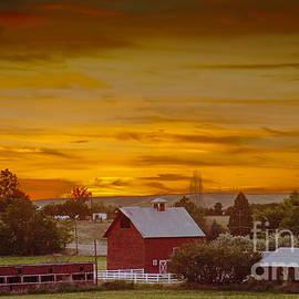 Robert Bales - Country Sunset