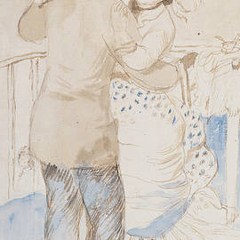 Countryside Dance - Pierre Auguste Renoir