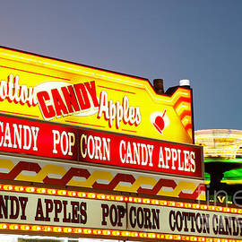County Fair Concession Stand Food Sign - Paul Velgos