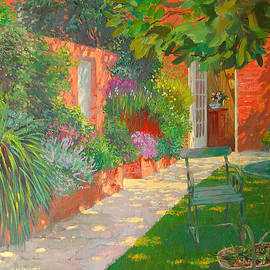 Courtyard  - William Ireland