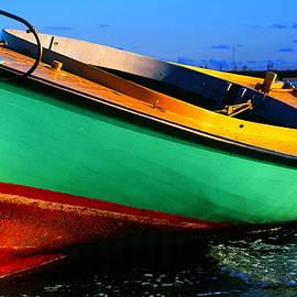 Ronald Rockman - Couta Boat After Storm