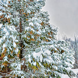 Kathy Liebrum Bailey - Covered In Snow