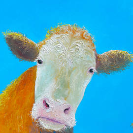 Jan Matson - Cow Art for the Kitchen