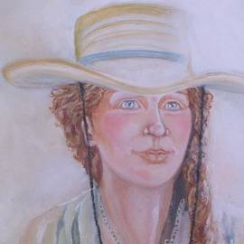 Anne Buffington - Cowgirl