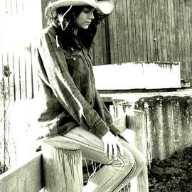 Jennifer Bochenek - Cowgirl