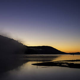 Randy Hall - Cowichan Sunrise