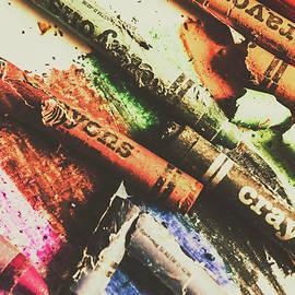 Crash test crayons - Jorgo Photography - Wall Art Gallery