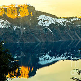 Nick  Boren - Crater Lake 7