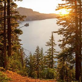 Brian Harig - Crater Lake