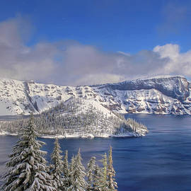 Donna Kennedy - Crater Lake