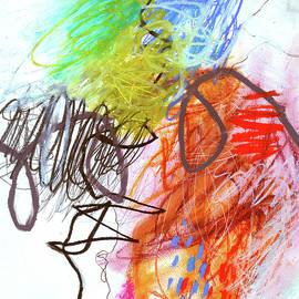 Crayon Scribble#2 - Jane Davies