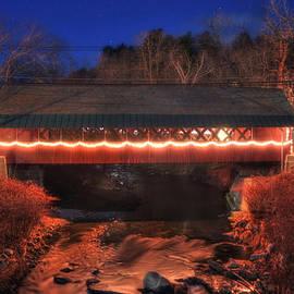 Joann Vitali - Creamery Covered Bridge - Brattleboro Vermont