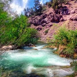 Thomas Todd - Creek of Many Colors