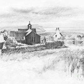 Paul Davenport - Cregneish sketch
