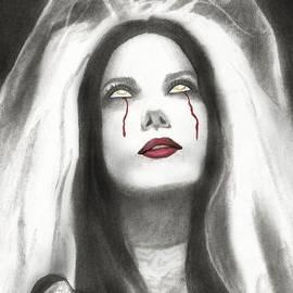 Amber Stanford - Cristina Scabbia Vampire Bride